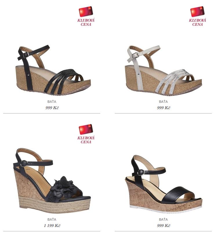 00f8bd406f71 Trend týdne – korková podešev! Vyberte si z nabídky dámských sandálů ...