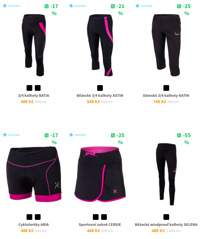 7dba378e37cb Dámské sportovní kalhoty