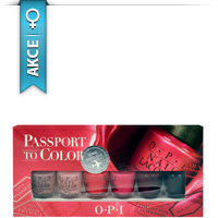 OPI Passport To Color Set