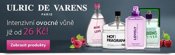 Parfémy Ulric de Varens!