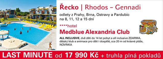 Medblue Gennadi Alexandria Club