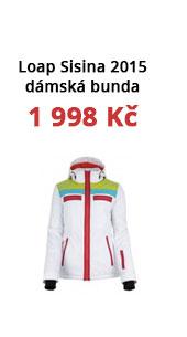 Loap Sisina '15 dámská bunda