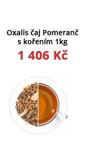 Oxalis Pomeranč s kořením
