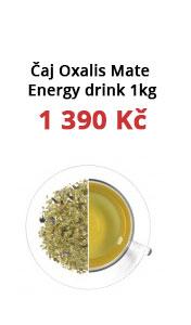 Oxalis Mate Energy drink