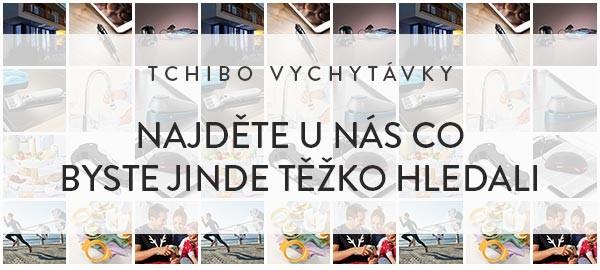 Tchibo - Najděte u nás, co byste jinde těžko hledali