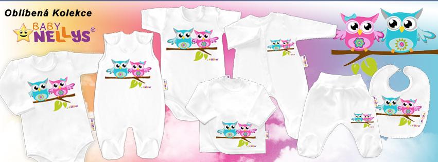 Baby Nellys oblečení pro nejmenší