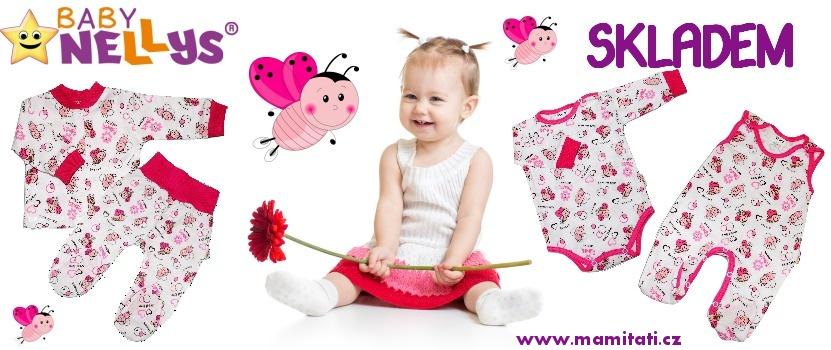 Baby Nellys oblečení dětské