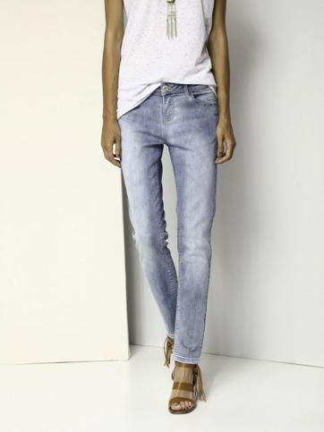 Kalhoty dámské džínové