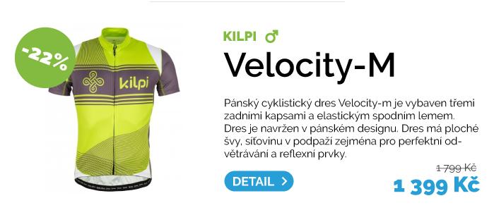 Pánský cyklistický dres Kilpi Velocity
