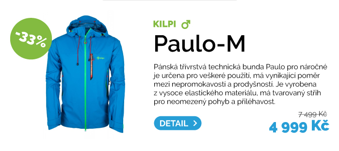 Pánská bunda Kilpi Paulo