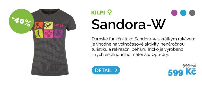 Dámské funkční triko Kilpi Sandora