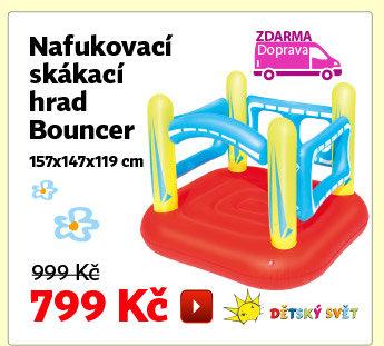 Nafukovací skákací hrad Bouncer